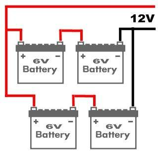 6 Volt Wiring Diagram - Wiring Diagram Structure Wd Battery Volt Wiring Diagram on