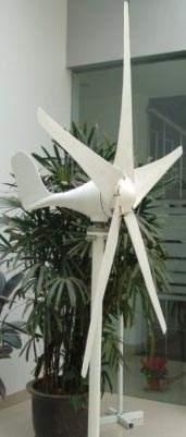 300W 5 Blade Wind Generator.