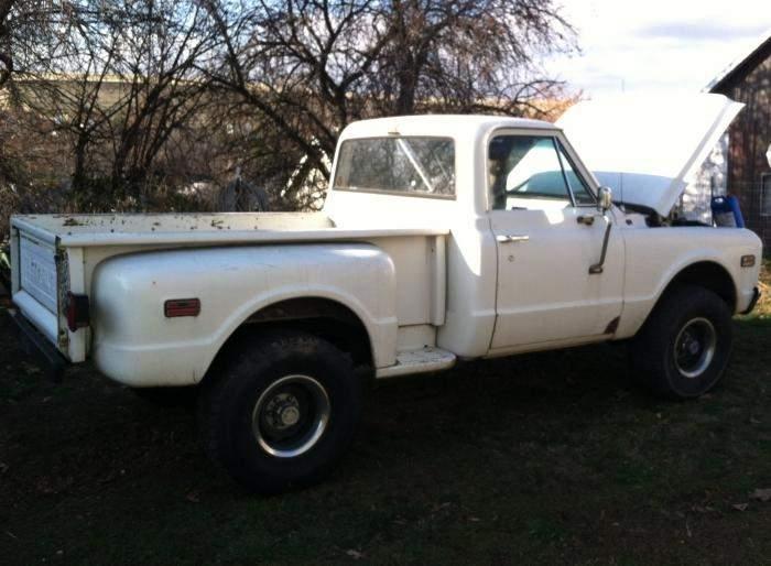 71 Chevy.
