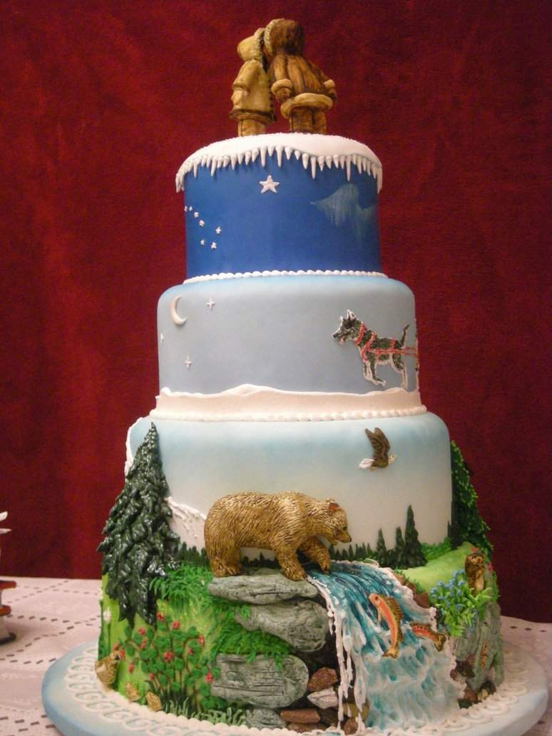 Alaska_cake__side_view_by_The_EvIl_Plankton.