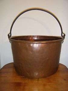 Apple Butter pot.