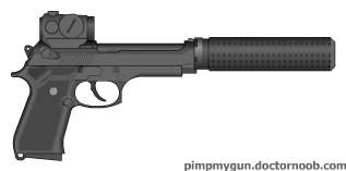 beretta offensive handgun system .