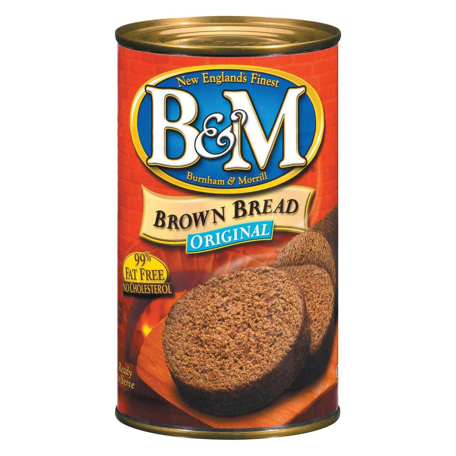 Brown bread.