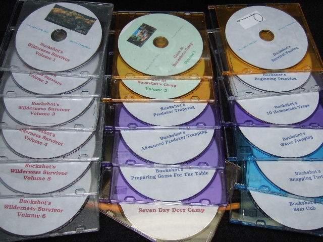 Buckshot DVDs.JPG