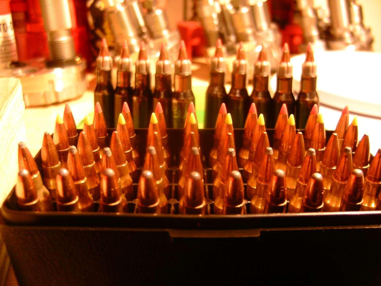 Bullet variety.