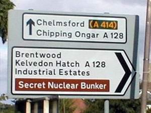 bunker.