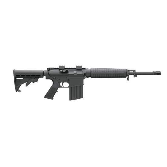Bushy AR-10.
