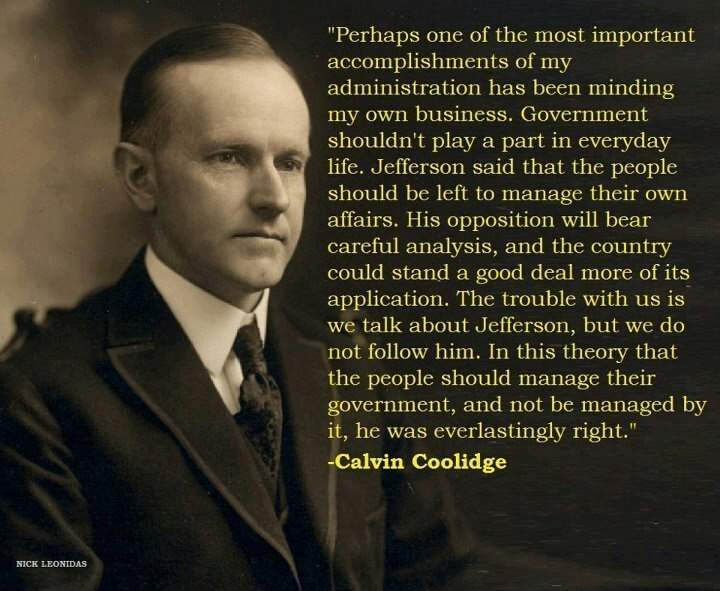 coolidge.