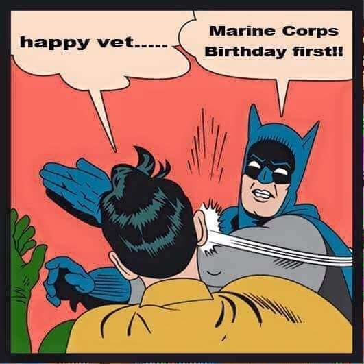 Corps First.