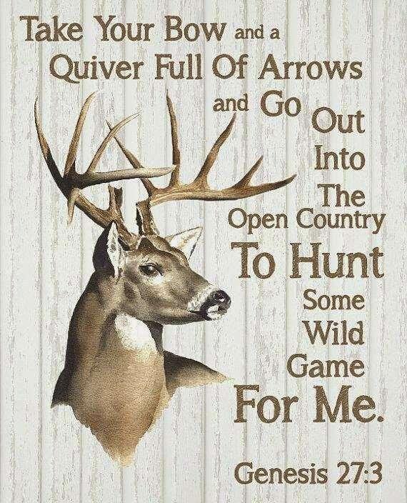 Deer genesis.