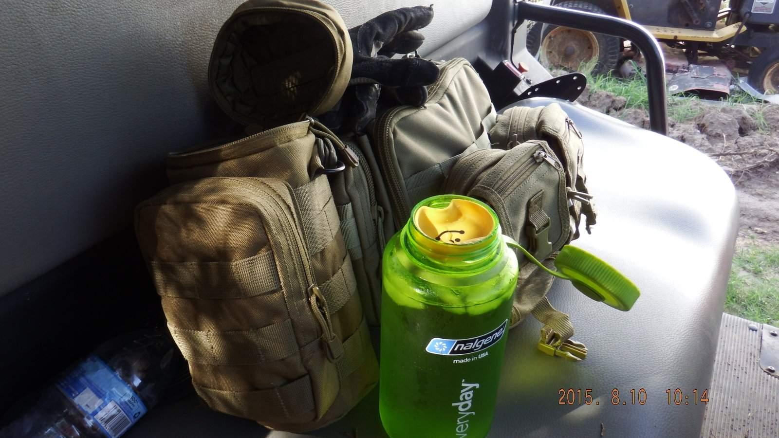 EDC Ranch Bag with Nalgene and Ice.JPG