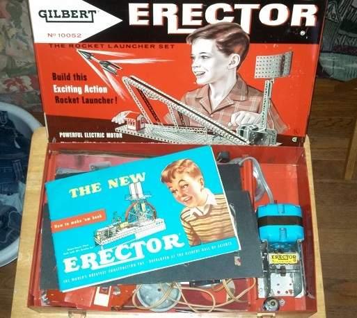 Erector set 1.