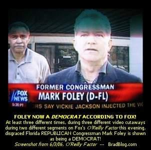 FoxOReilly_MarkFoleyDEM_100306.