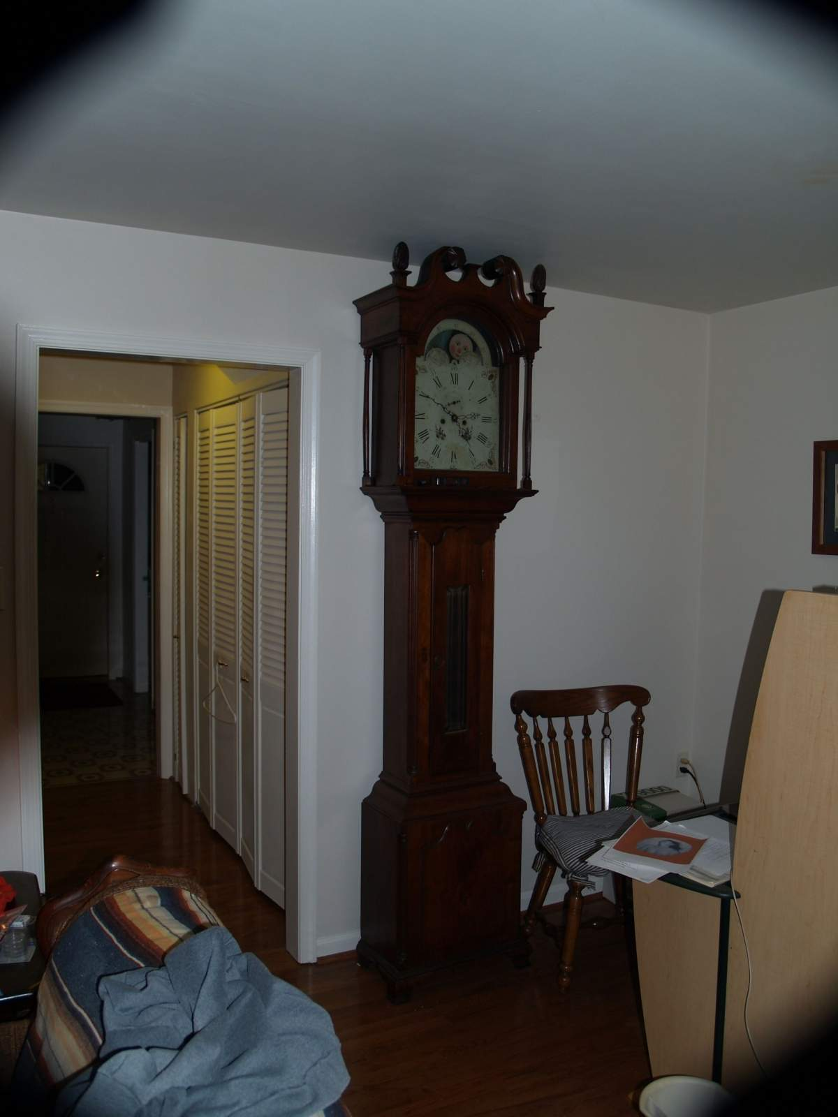 G-Pa clock 1 rotated.