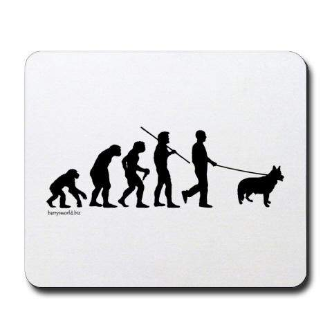 ger_shep_evolution_mousepad.
