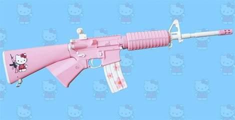 Hello-Kitty-AR-15.