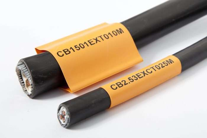 Heat Shrink Wire Labels | Network Cable Heat Shrink Labels Survival Monkey Forums