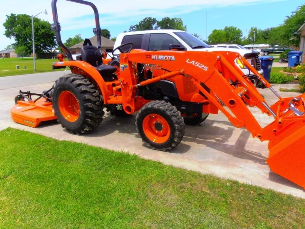 Tractor's, Kubota vs John Deere | Survival Monkey Forums