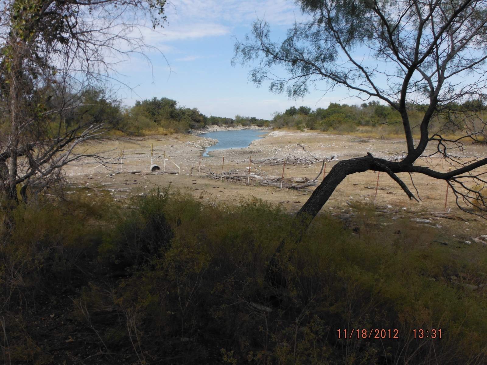 Last of the Water, 11-18-2012.JPG