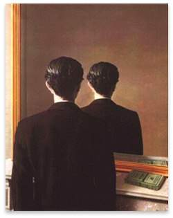 MagritteMirror.