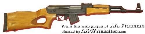 MAK 90 Rifle 7.62 x 39 1.