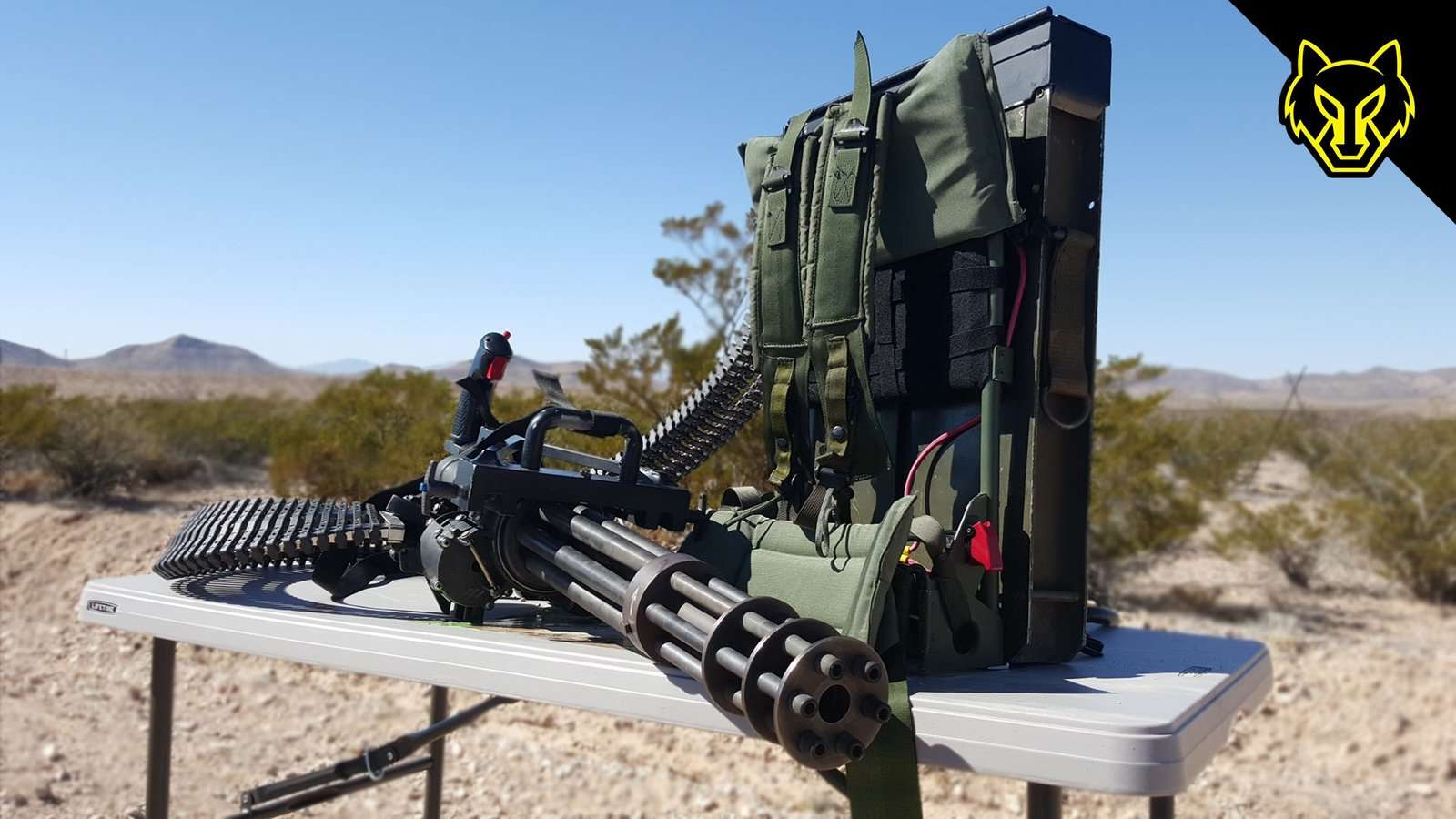 minigun.