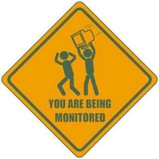 monitored.