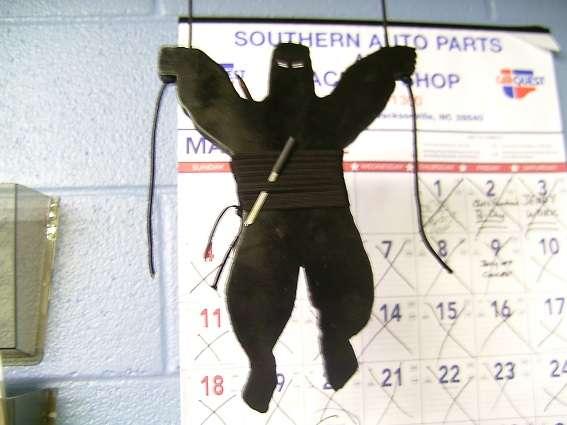 ninja front.