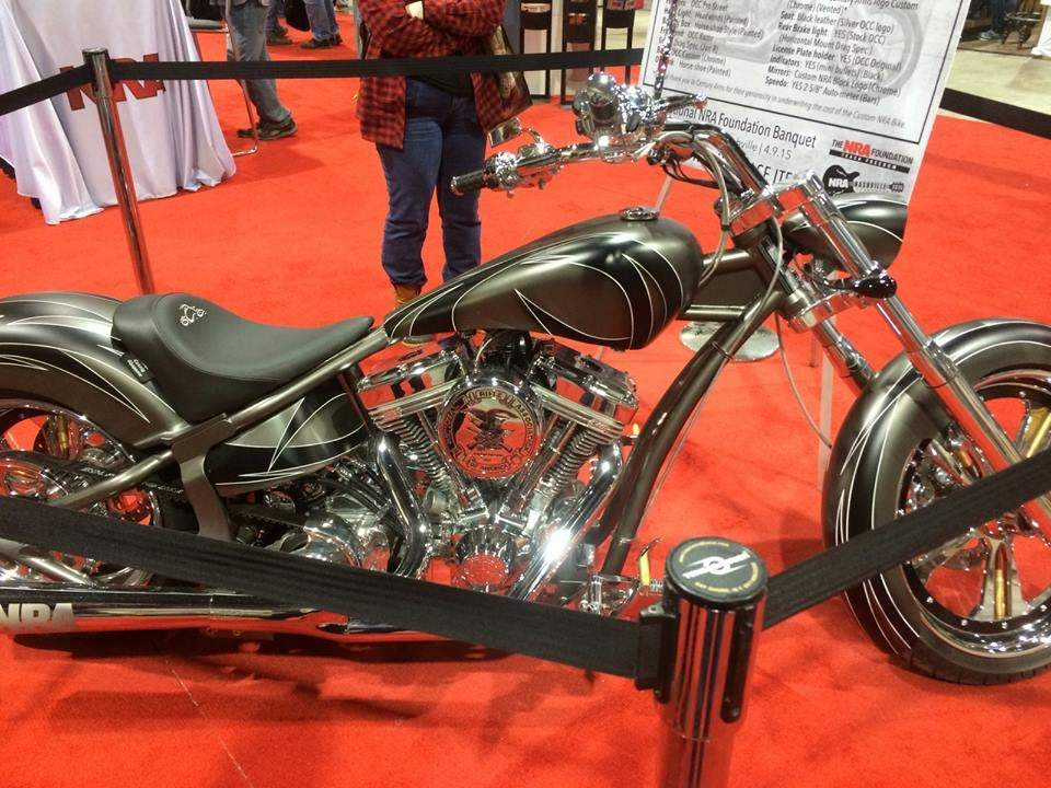 NRA Bike by OCC.