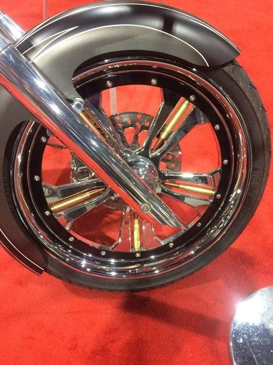 NRA Bike by OCC Wheels.