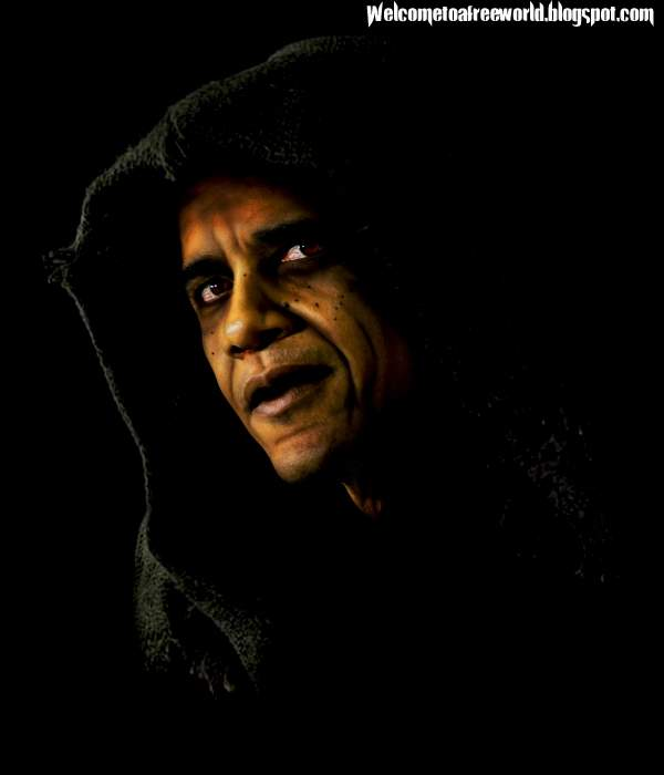 Obama sith lord.
