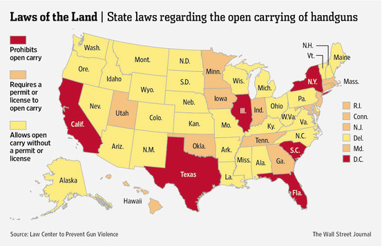 open carry - where is it legal 01.