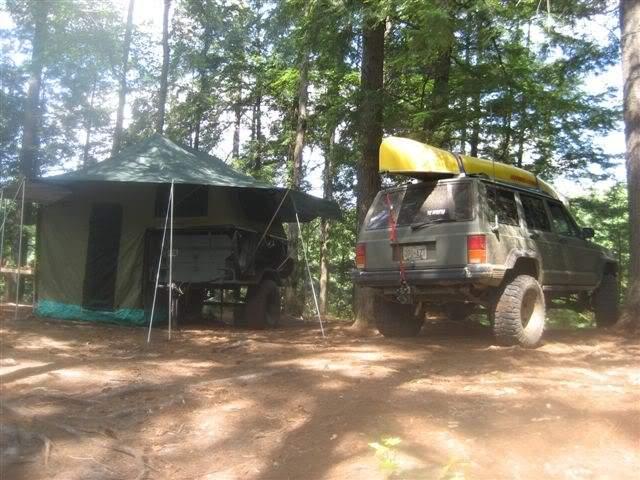 outlander trailer tent.