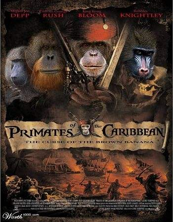 Pirate Monkeys.