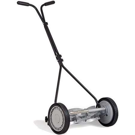 pushmower..