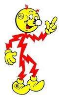 reddy kilowatt.