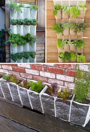 rethink-reuse - scoop - small space planters 24 creative - listotic_dot_com.jpg_thumb.