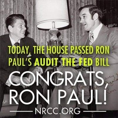 Ron Paul.