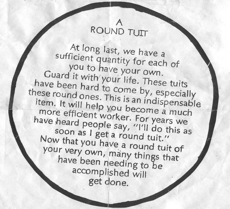 Round Tuit.