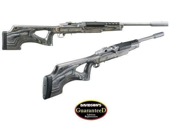 Ruger Mini-14 Target Rifle.