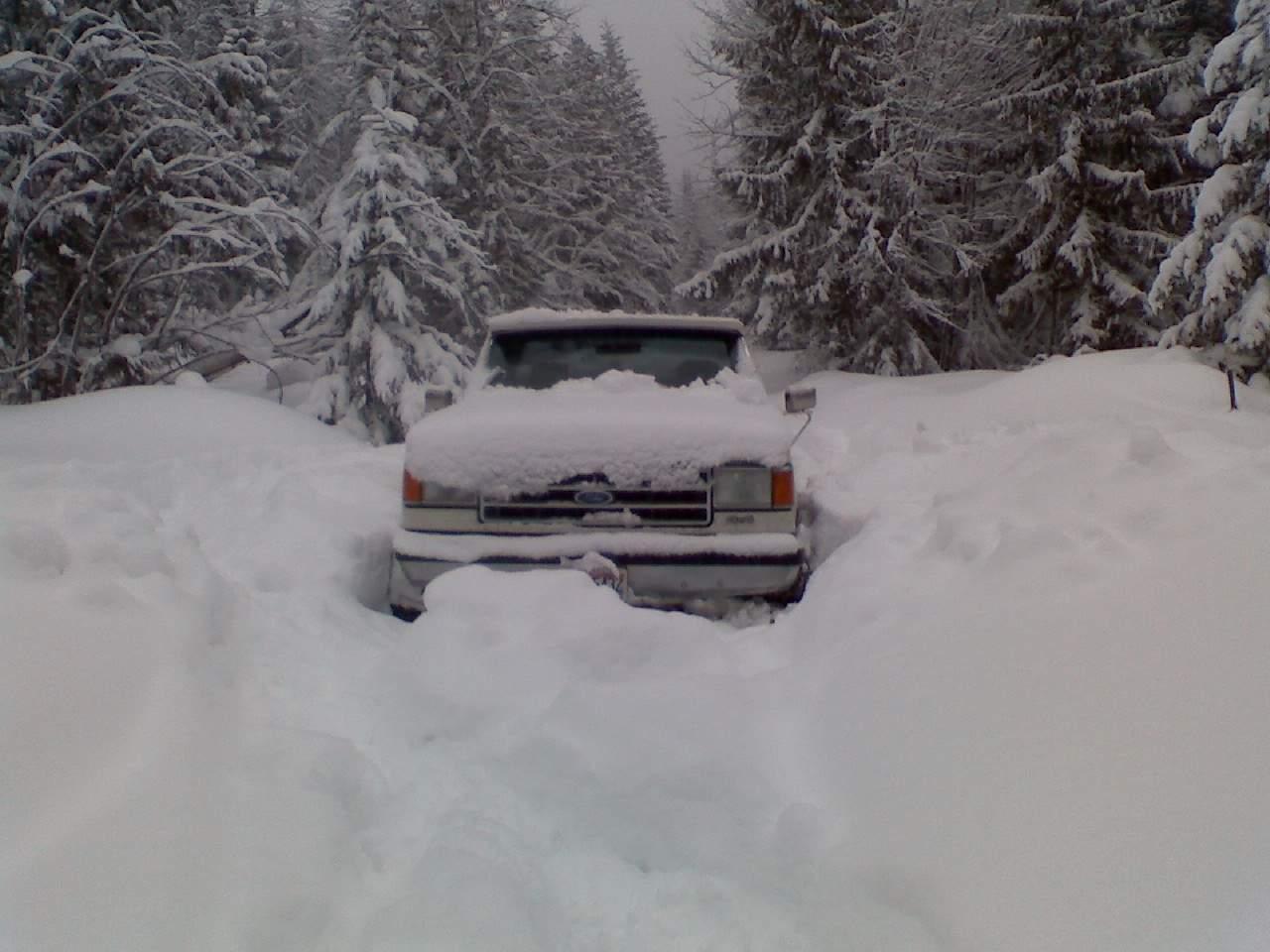 Snow Bound.