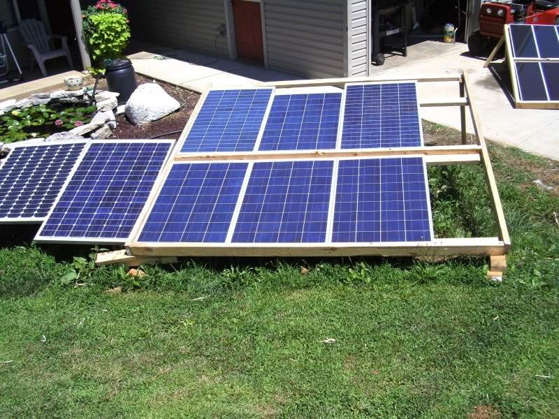 Harbor freight solar panels Page 3