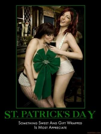 st-patricks-day-life-time-irish-green-bow-beer-female-celebr-demotivational-poster-1236857422.