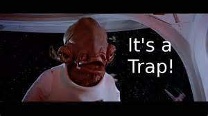 trap.