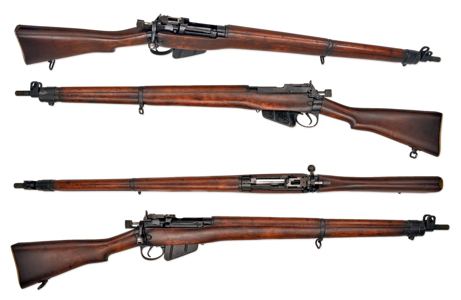 Union-of-South-Africa-Lee-Enfield-No.4-MkI.