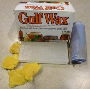 waxes.