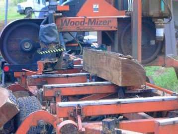 Wood Mizer.