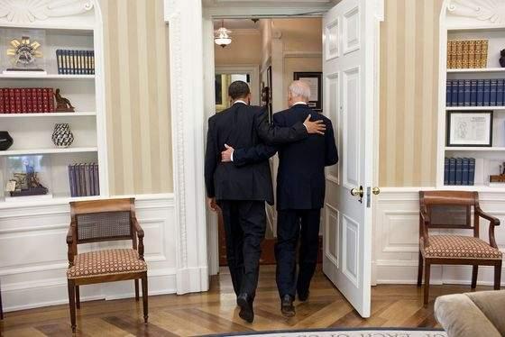 Zero & Biden.
