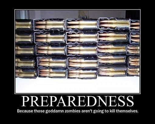 Zombie Ammo.