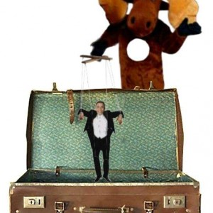 Moose packs Obama in suitcase.JPG